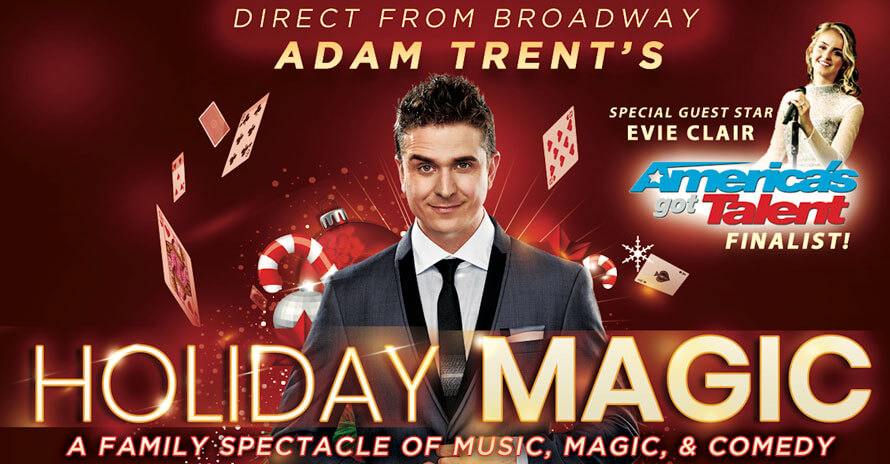 Holiday Magic Tour w/ Evie Clair